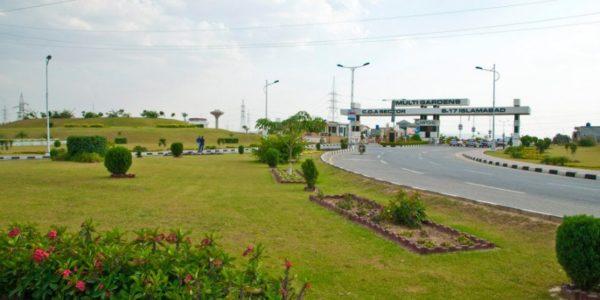 b17 sector main gate